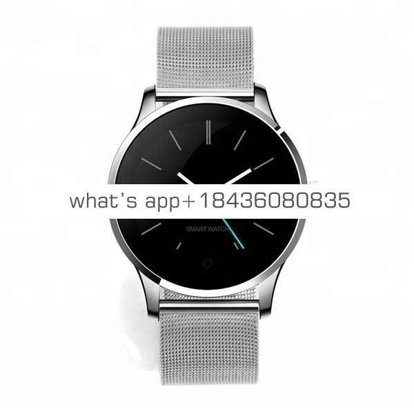 2018 Hot Sale Android And Ios Trending Fitness Activity Tracker Smartwatch Adult Smart Watch With Heart Rate Monitor