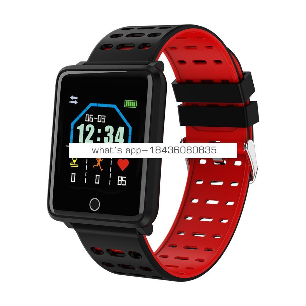 2019 Bluetooth Touch Screen Smart Watch F3 For Android Mobiles Iphone