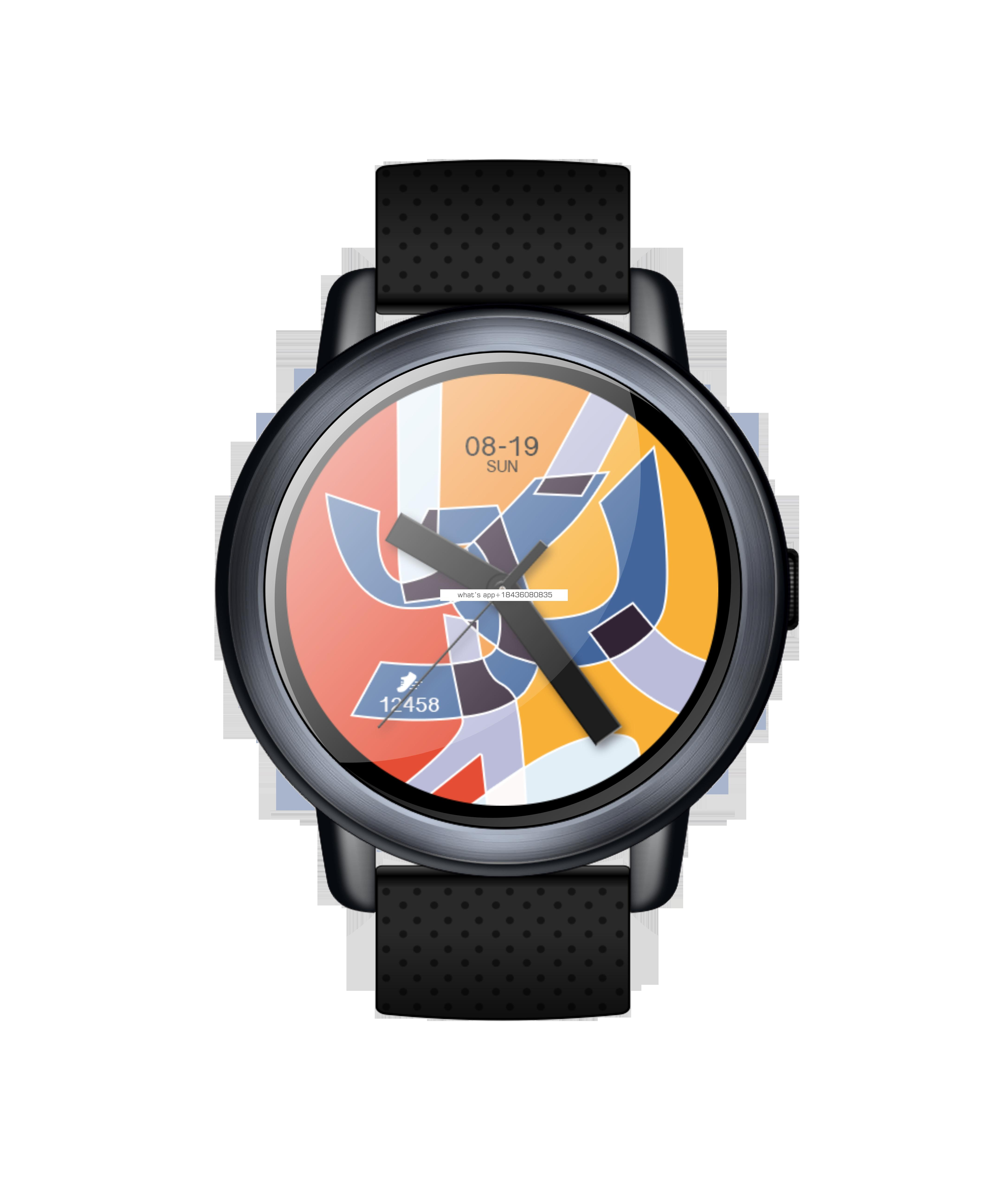 2019 New  men  mobile watch Waterproof Heart Rate WIFI  Sport 4g android Smartwatch  4G  high quality
