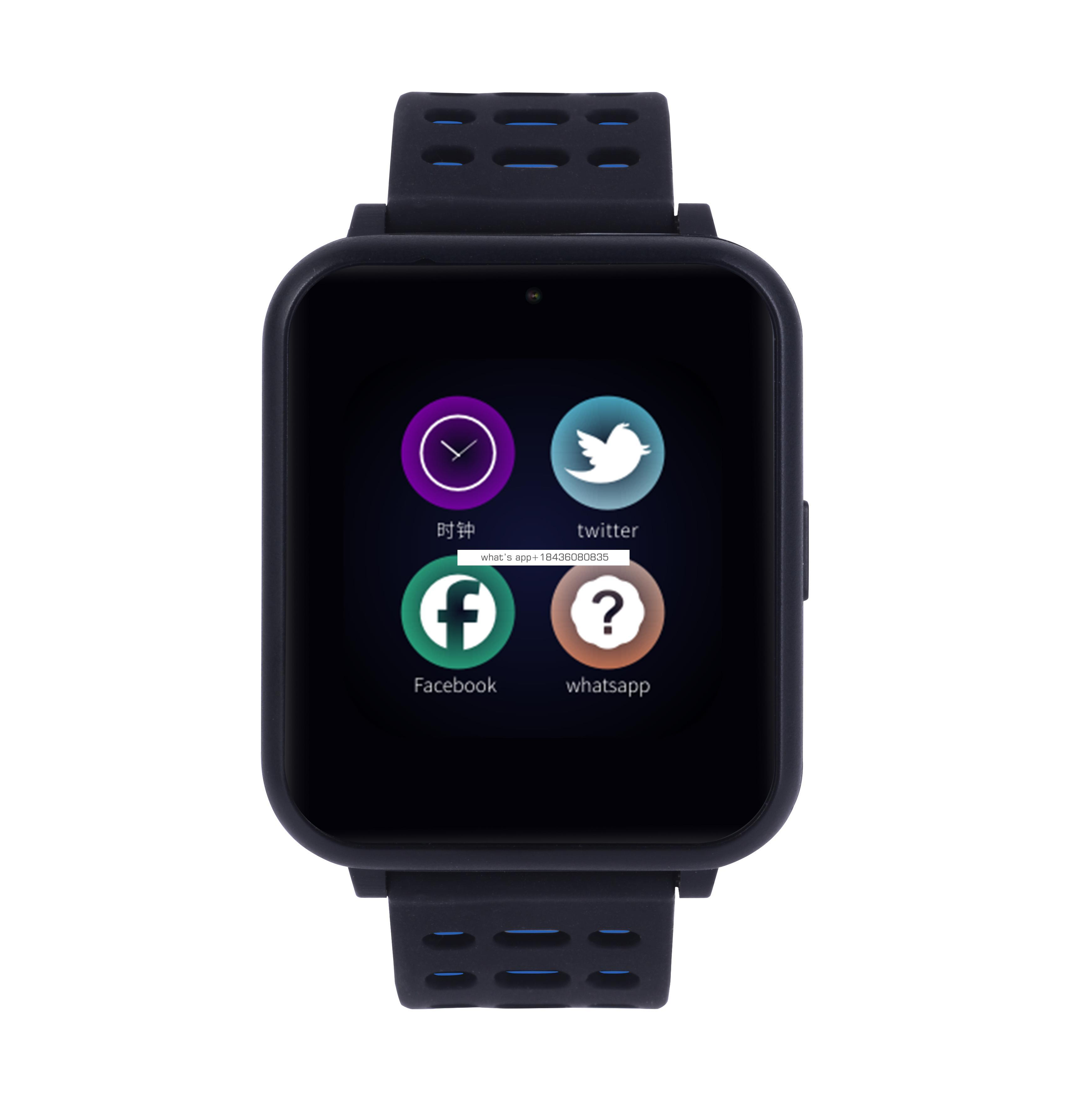 2019 New Smartwatch Z2 Smart watch with SIM card for Apple iPhone  Android smartphone