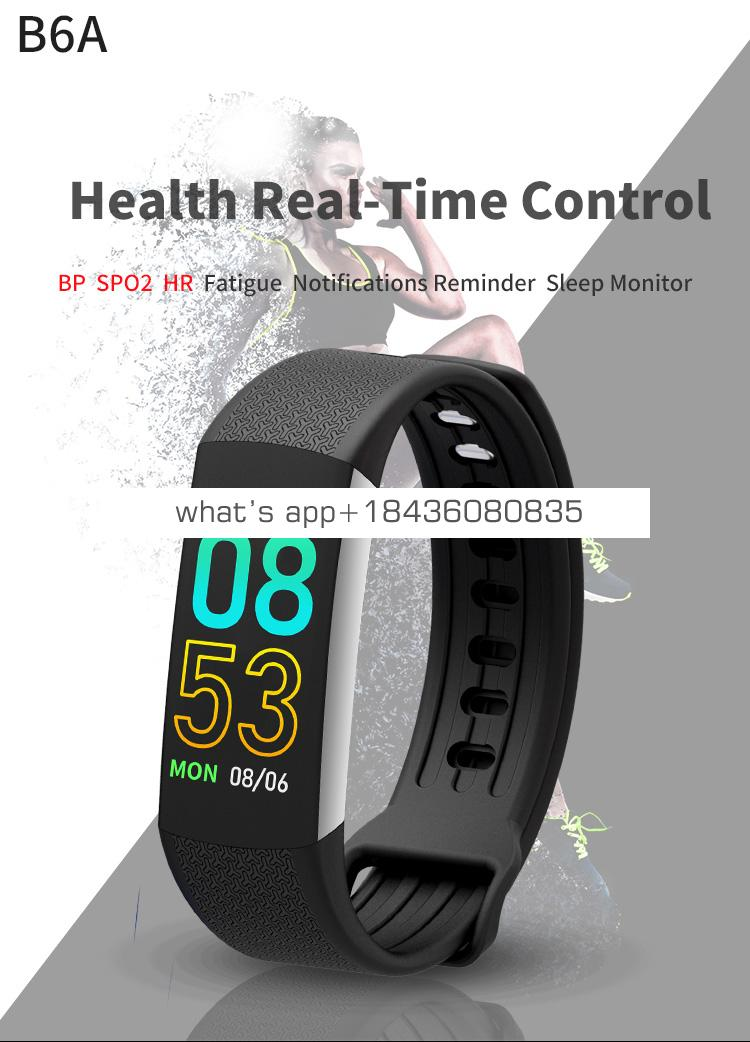 2019 Waterproof IP67sport  Fitness custom Watch  Smart Bracelet smartwatch