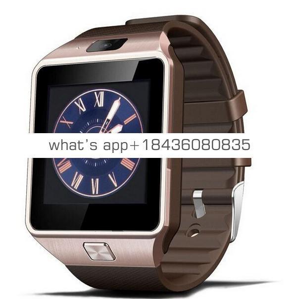 2019 getihu Promotional Gift Smart Watch Hot Sell Wearable dz09 bluetooth smart watch phone