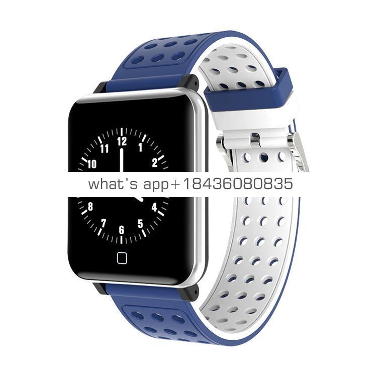 2019 wifi ce rohs smart watch manual oem smart watch For