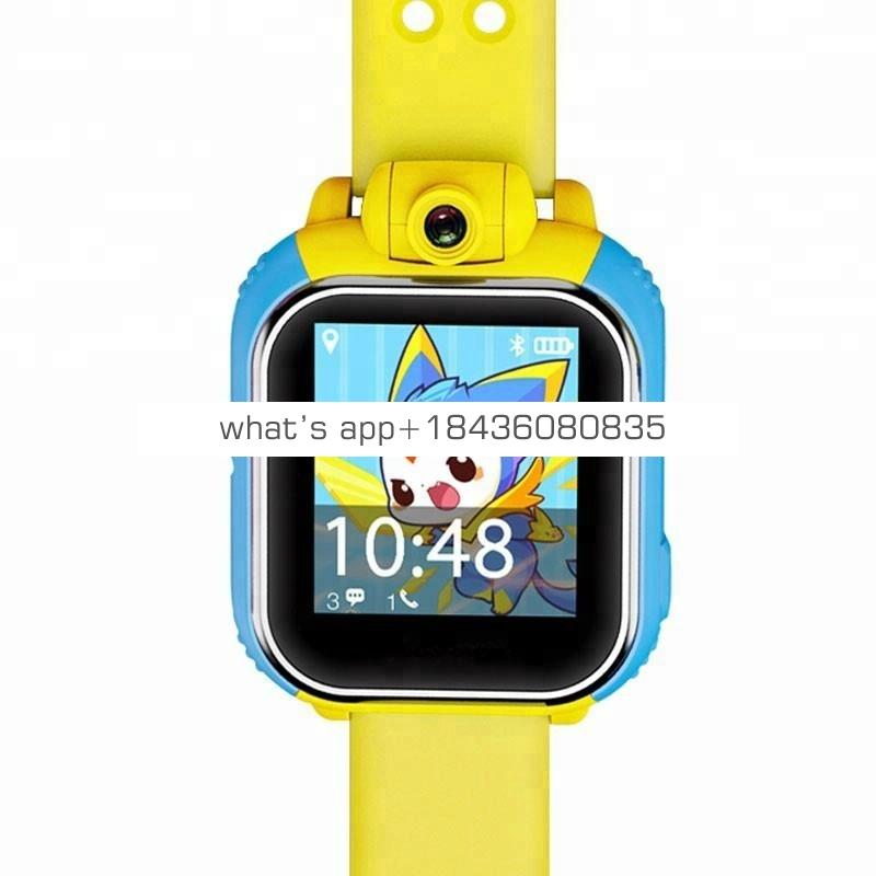 3G Android Wifi SOS Camera Kids GPS Tracker Watch Phone Android Waterproof Smartwatch 2018