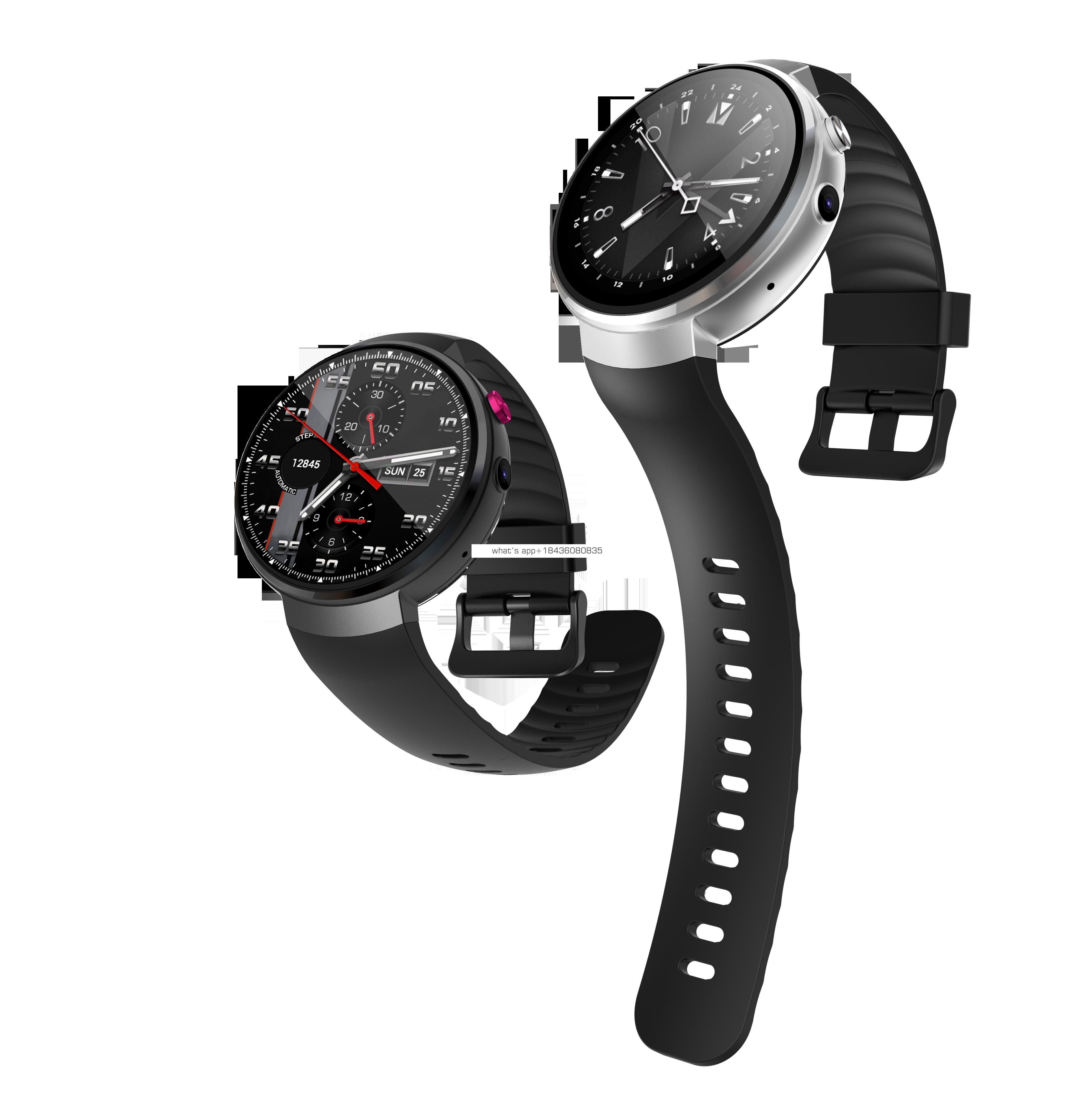 4g Big Color Screen Display mobile phone  watch Reminder Waterproof Outdoor Mens Sports Smartwatch 2019