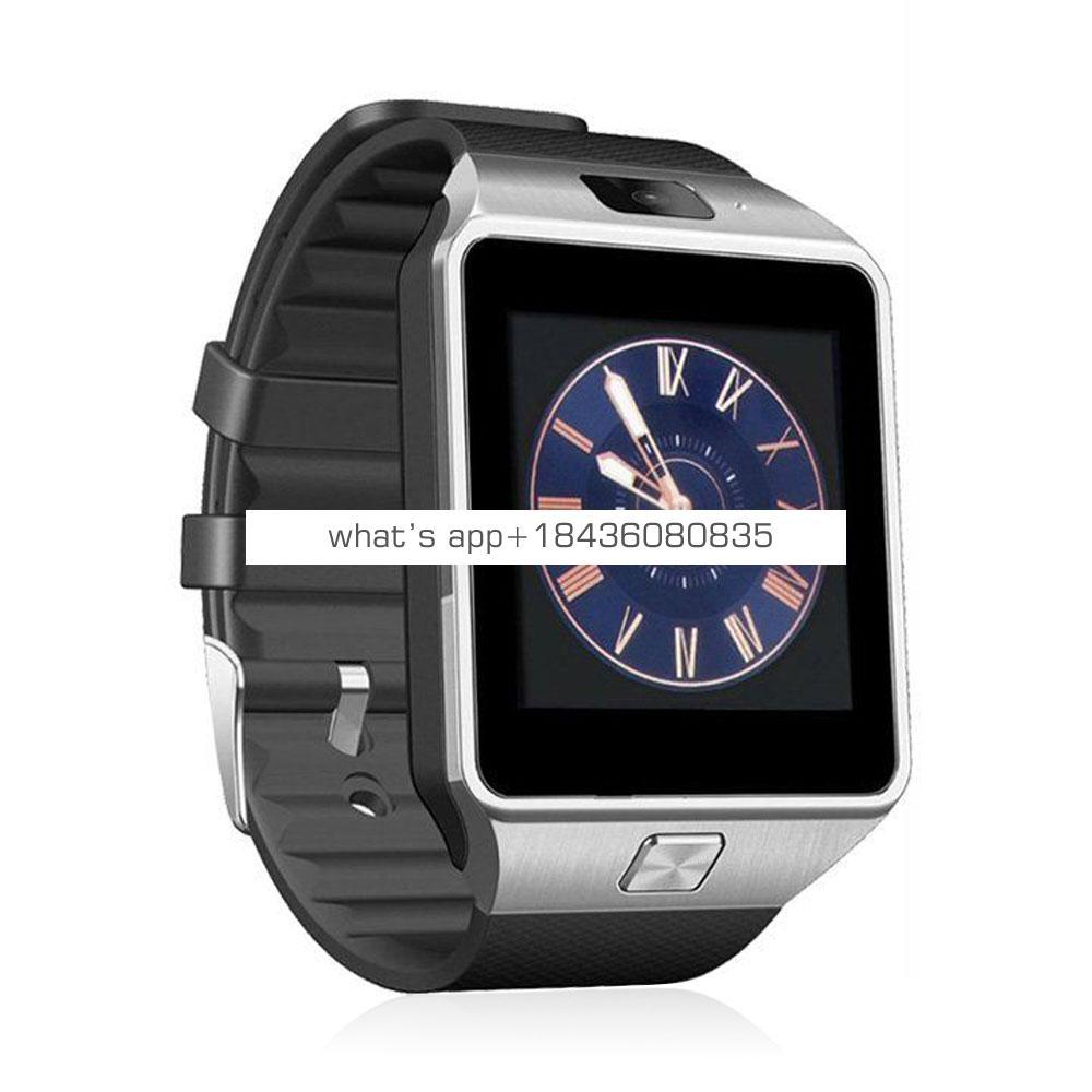 Android smart watch 2019 dz09 sports mens watch with multi language android Smartwatch man wrist watch