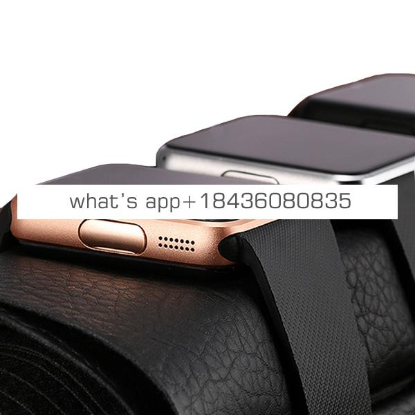 B Hot Selling Touch Screen Sim Card Smartwatch GT08 Android Sport Smart Watch 2019 With Camera