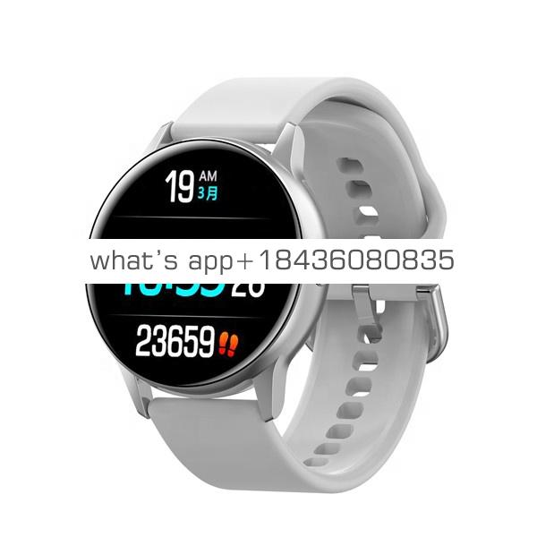 Beuttiful DT88 Smart Watch Heart Rate Blood Pressure Sleep Monitor Color Screen Smart Band