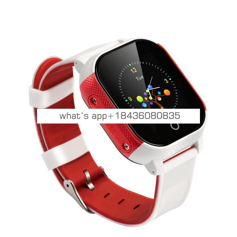 Children Smart Watch Baby SIM Card Touch Screen WIFI SOS GPS Tracker IP67 Waterproof Kids Alarm Clock Anti-Lost Smartwatch