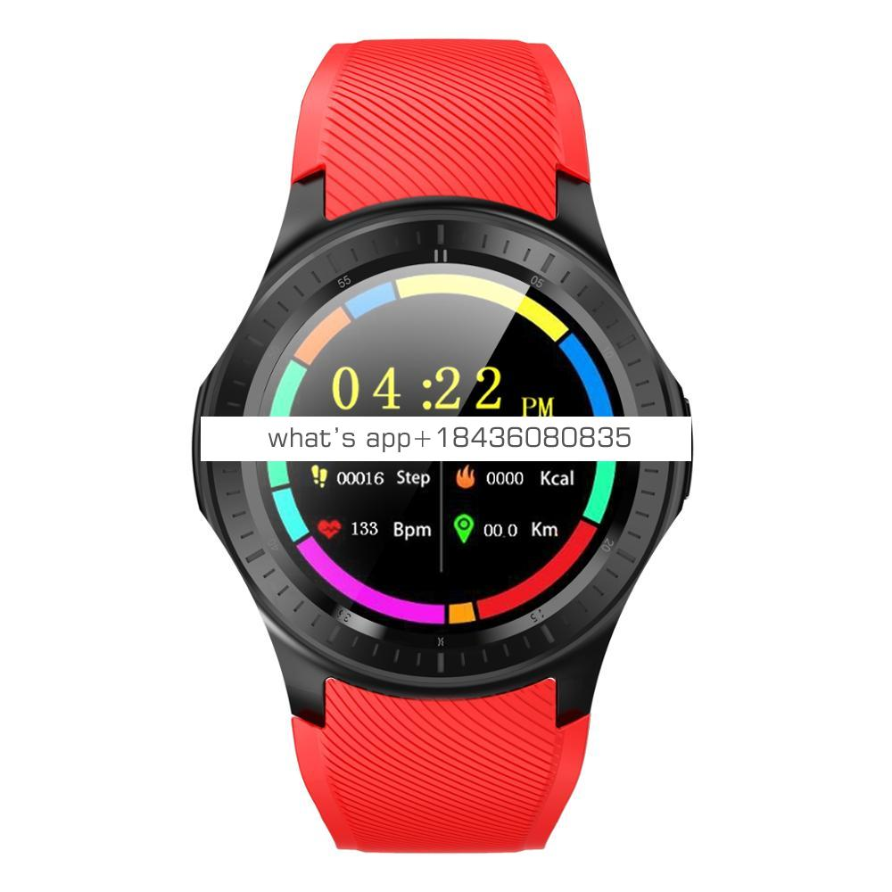 China Oem Ce Rohs Touch Screen Call Mobile Phone Gps Waterproof Sport Smart Watch