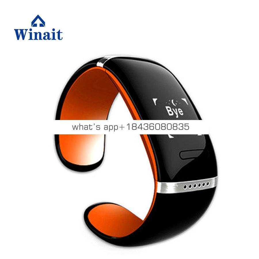 Cool design smart bracelet for mobile phone smartphoneBT bracelet phone accessories WT-21