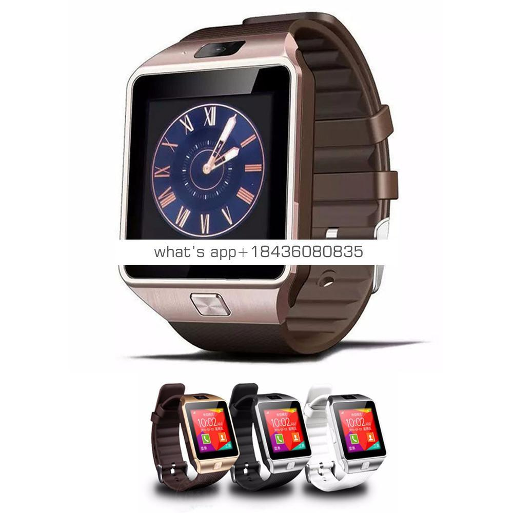 DZ09 Smart Watch Wireless Smartwatch Men Sport Wrist Watch With Camera Support TF SIM Card For iPhone Androids