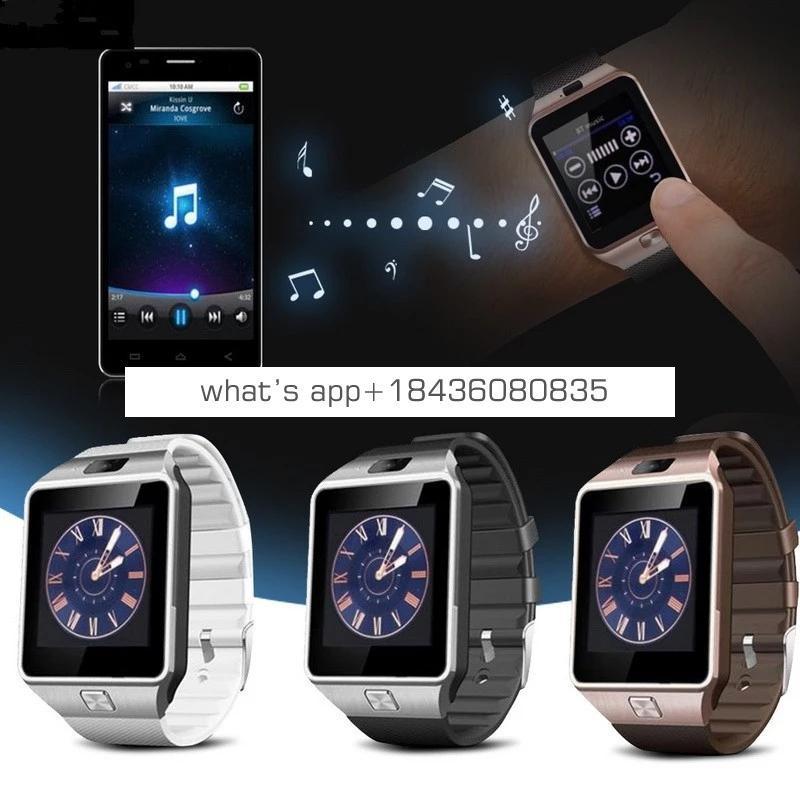 DZ09Smart Watch OLED Screen Glass Fitness Clock pressure Waterproof Activity Tracker Smartwatch