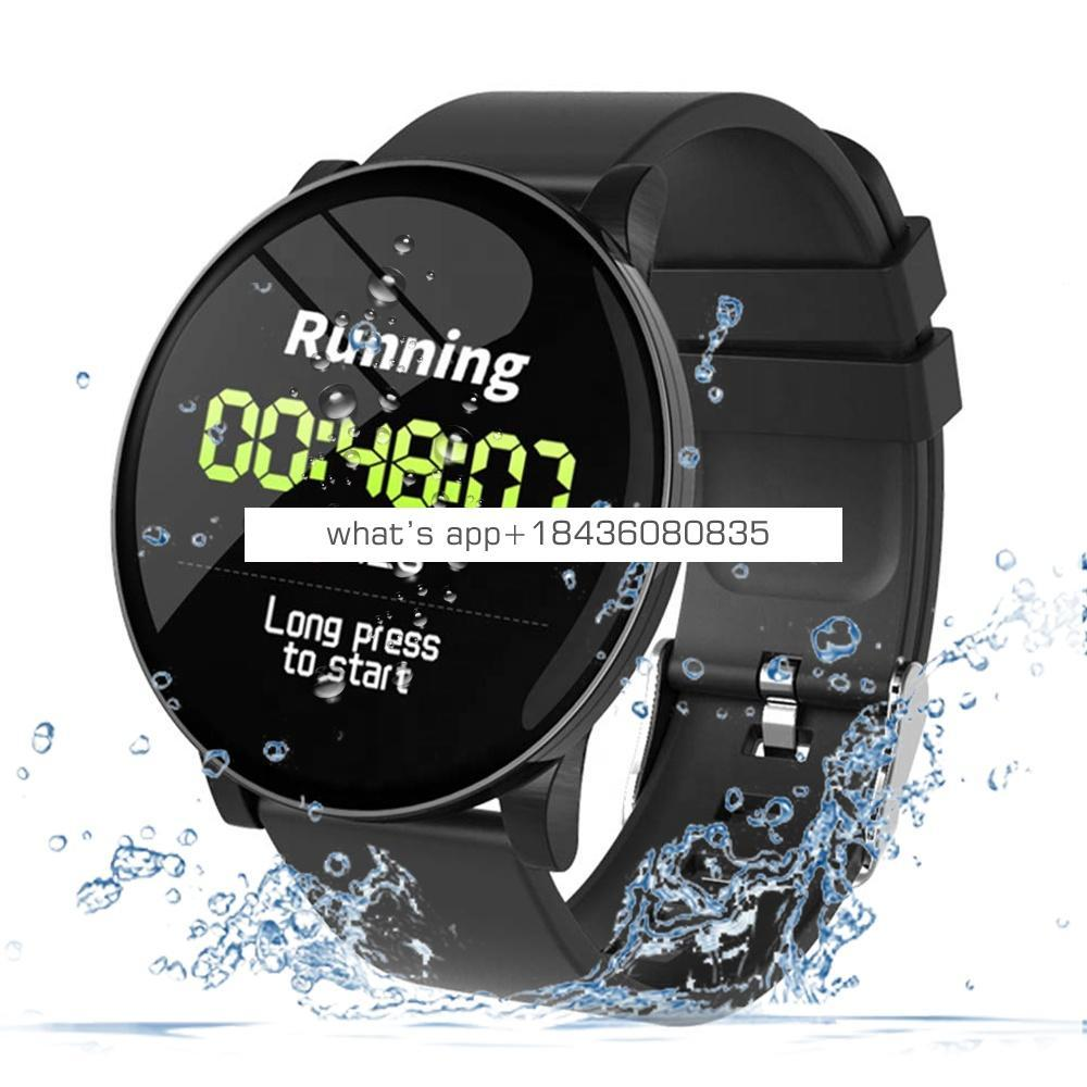 Factory IP67 Waterproof Smart Wristband Heart Rate Fitness Tracker Smart Bracelet