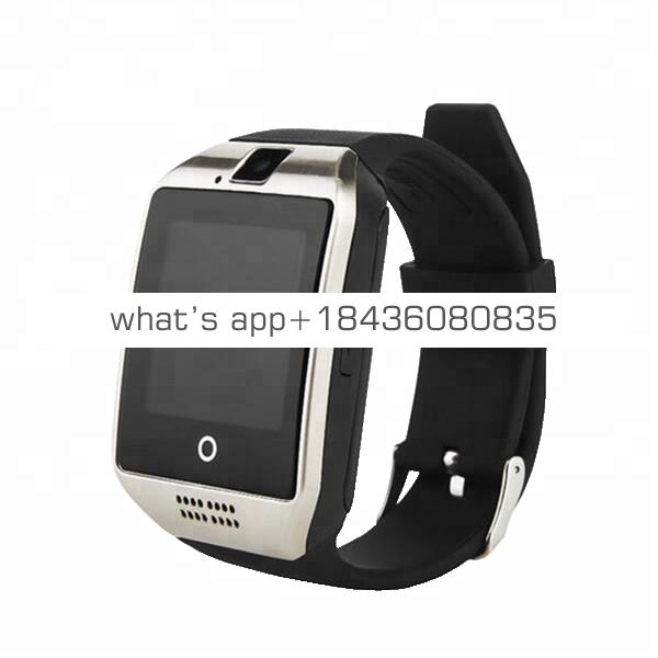 Factory Price High Quality Bluetooth Q18 Call Reminder SMS Notification Smartwatch Android Sport Smart Watch Phone 2018