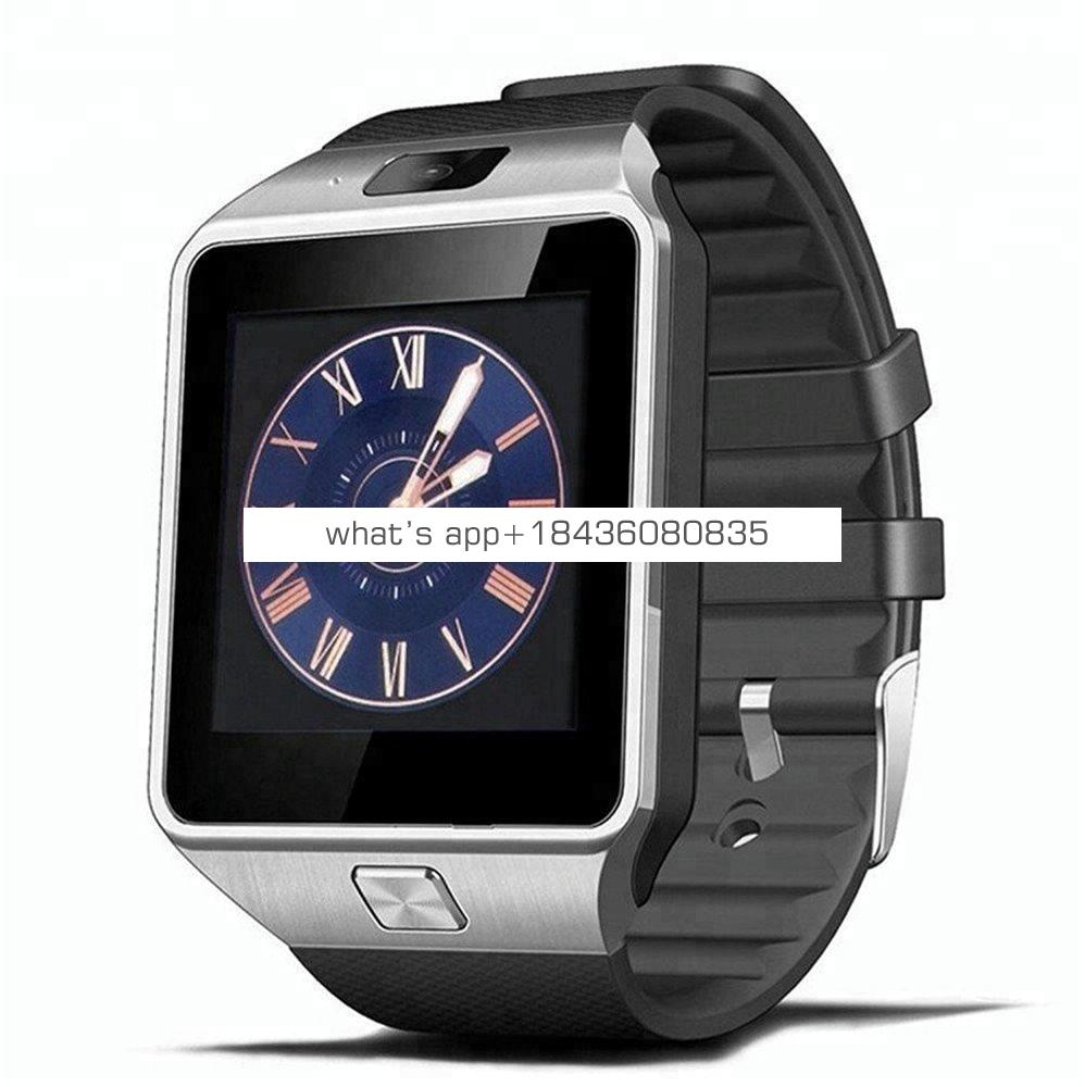 Factory Price Wholesale Android V8 Gt08 Dz09 Bluetooth sport Smart Watch Phone Band 2019