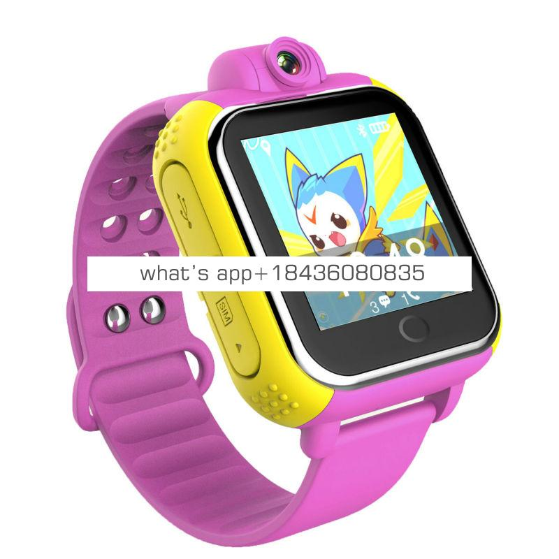 G75 New Children Smart Watch Phone WIFI 3G Kids Tracking Gps Watch with Touch Screen for Android IOS phone