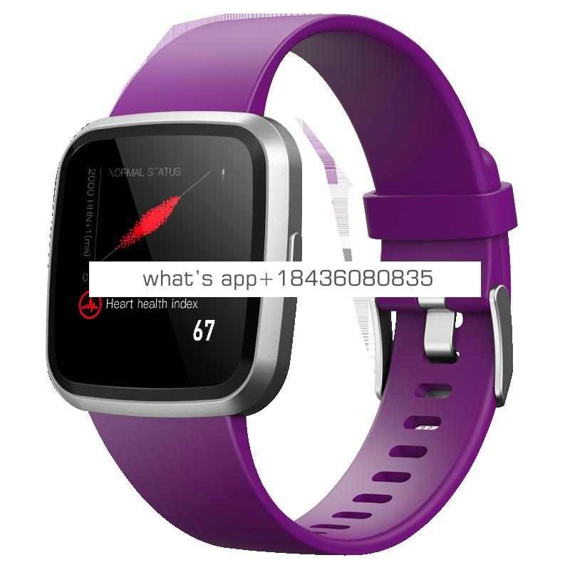 Highest quality SPO2 monitor smart watch with blood oxygen smartwatch full touch smart bracelet with CE,ROHS,FCC