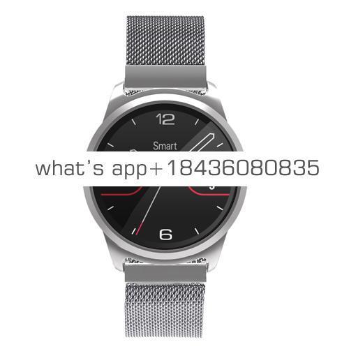 IPS 240*240 pixels capacitive touch screen smartwatch 2019 new smart watch