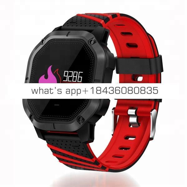 K5 Smart Bracelet Blood Pressure Heart Rate Monitor Blood oxygen detection IP68 waterproof Fitness Tracker Smart Band