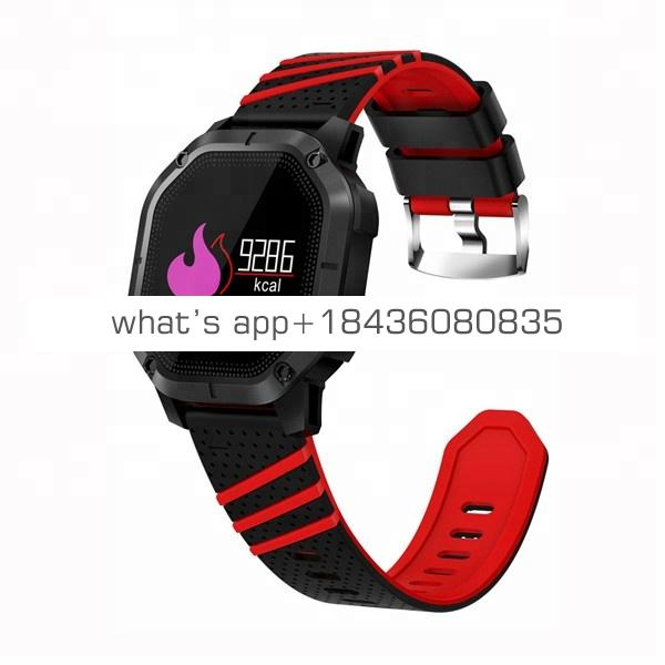K5 Smart Bracelet IP68 Waterproof Heart Rate Blood Pressure Oxygen Monitor Fitness Tracker Bluetooth Smart band Sports Wristband