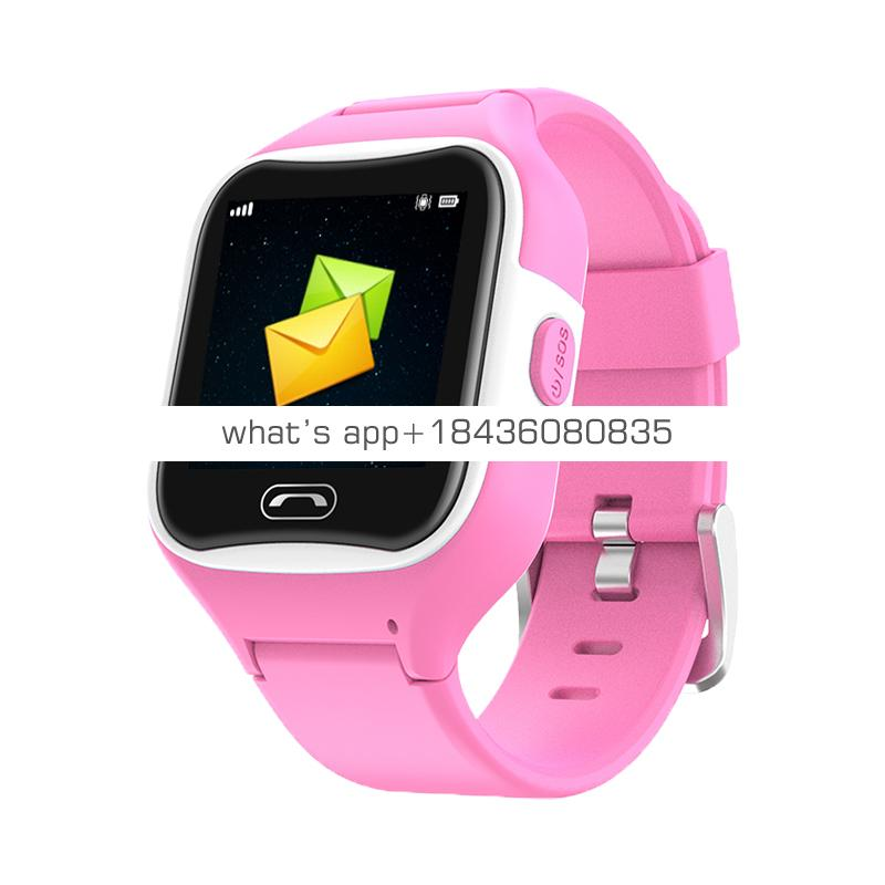 Kids Smart Consumer Electronics Mobile Phone Accessories Children GPS and sos Smart Watch