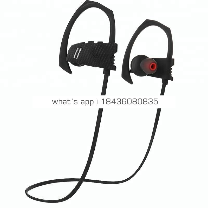 Made In China Stereo Sport Wireless Earphone Blue tooth Headset Blue tooth Headphone 2018