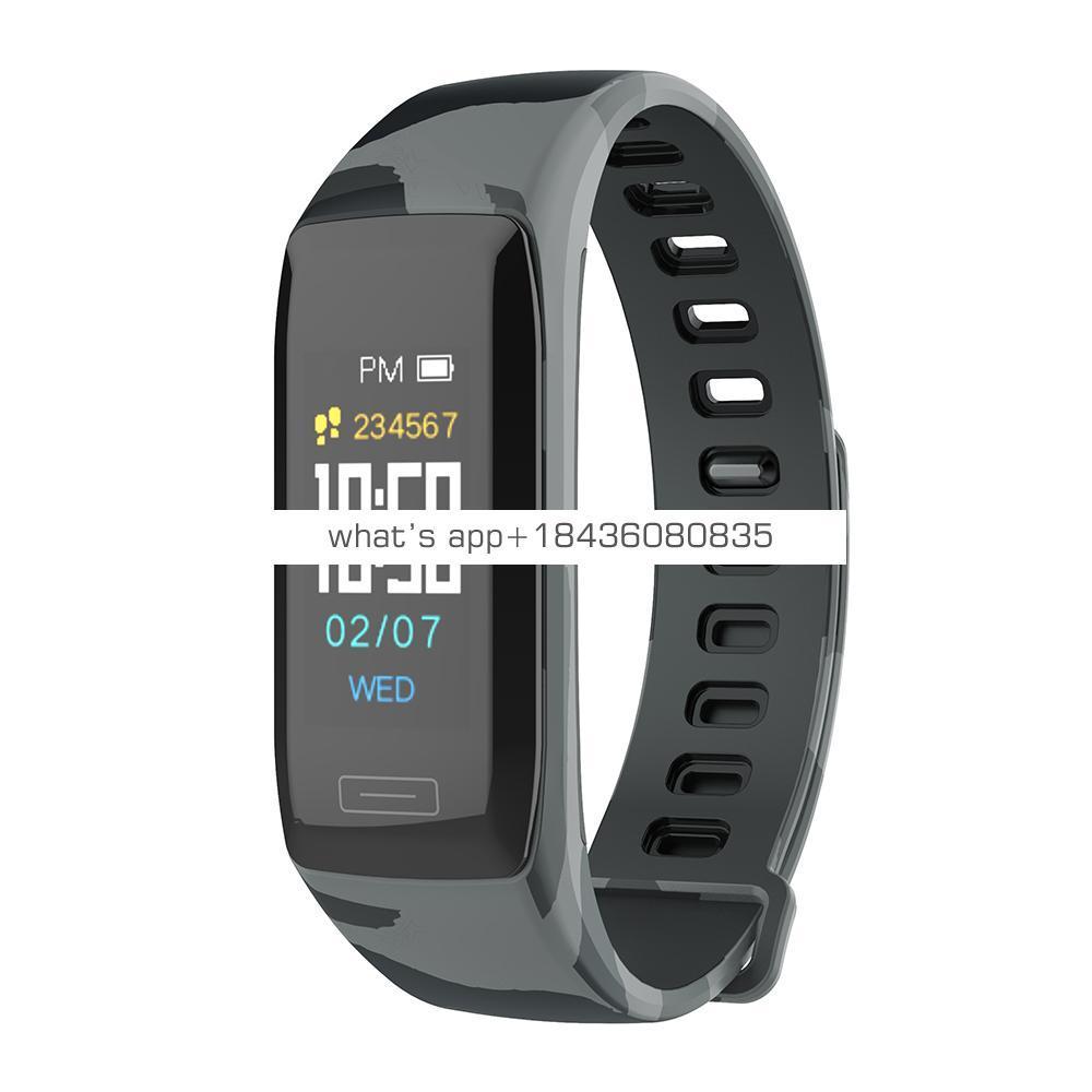 Multi-Functional V7 Plus Wireless Version 4.0 Fitness Tracker Smart Watch Bracelet