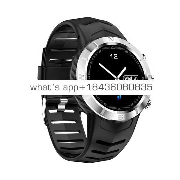 NO.1 DT08 Smart Watch Heart Rate Blood Pressure Sleep Monitor Multiple Sport Modes IP67 Waterproof Fitness Tracker Smartwatch