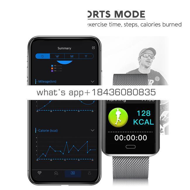 New Model TPU Sport Fitness Tracker Sleep Monitoring B8 Smart Bracelet