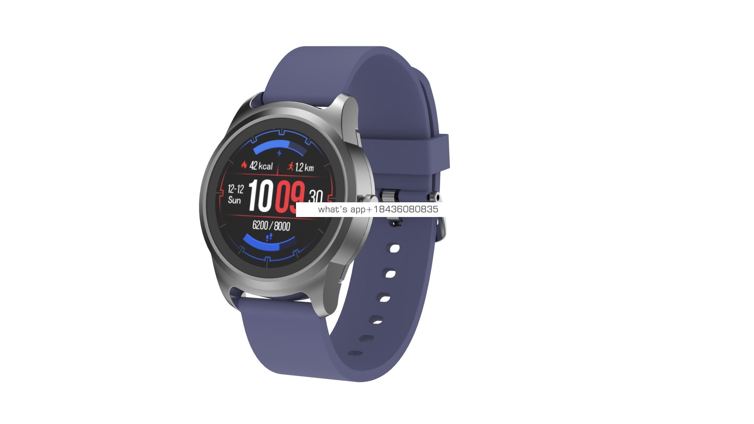 OEM smart watch 2019 new style GPS smartwatch bracelet for outdoor sports