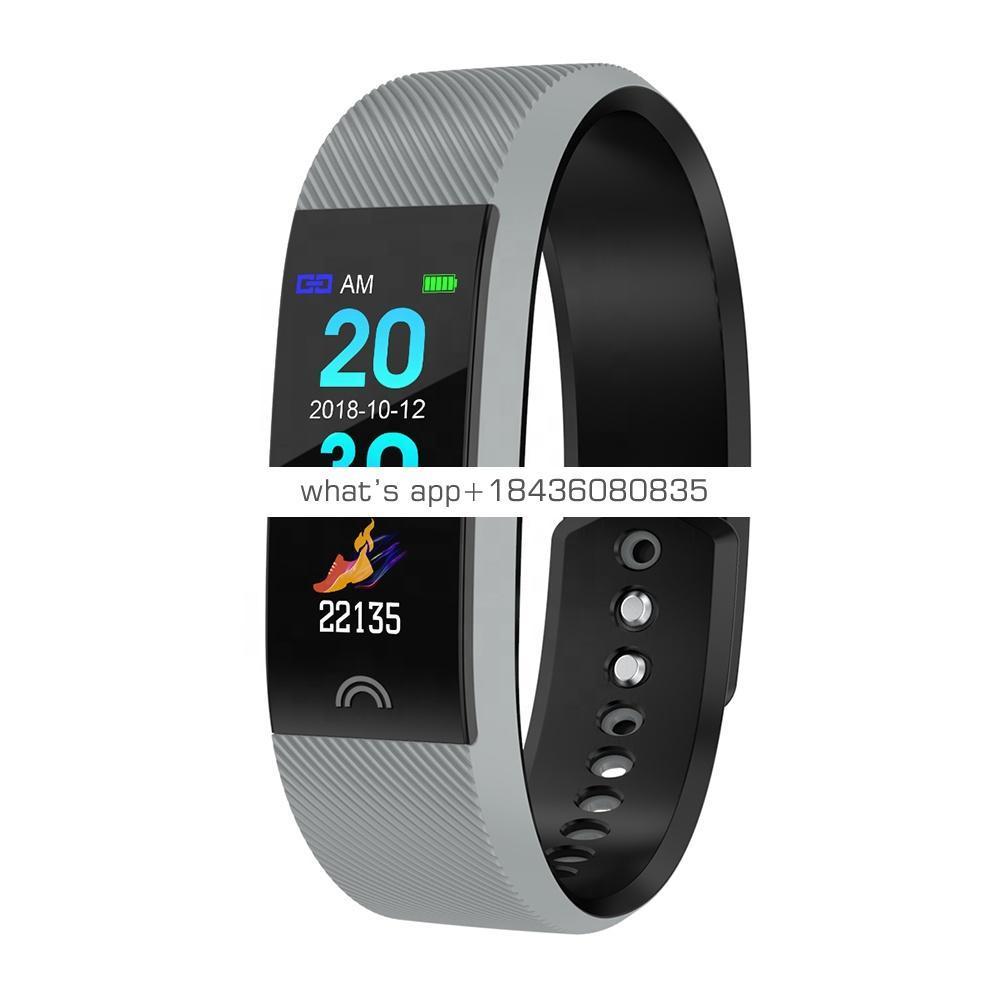 Oem F6 Approved Waterproof Fitness Tracker Smart Watch Bracelet