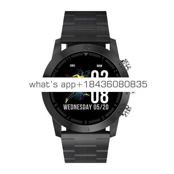 S10 Smart Watch Men IP68 Waterproof Sport Smartwatch Heart Rate Monitor Fitness Tracker Clock Watches Sport Business Wristband