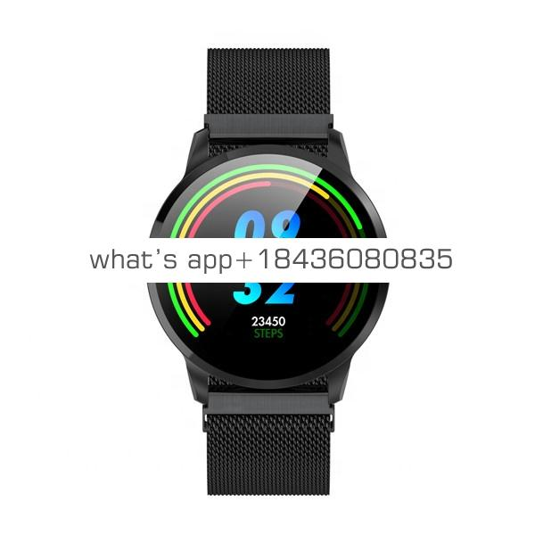 S16 Color Screen Smart Band IP67 Waterproof Heart Rate Monitor Fitness   Activity Tracker Pedometer Smart Bracelet