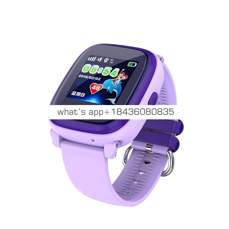 TKYUAN Children GPS Smart Watch With Waterproof Sos Kids Watch Tracker Touch Screen Child Smartwatch