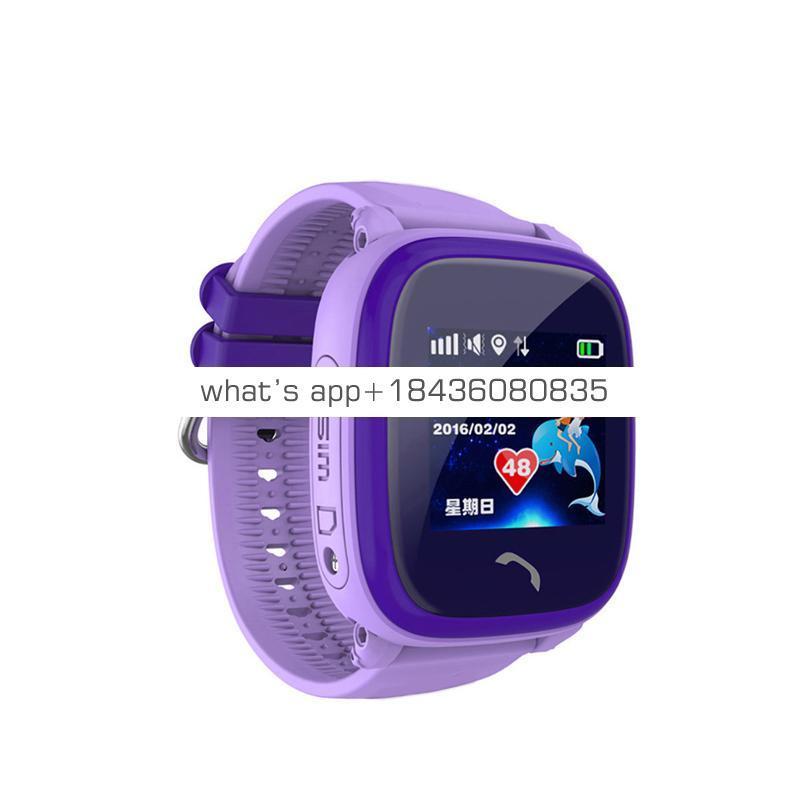 TKYUAN GPS Smart Watch Phone IP67 Waterproof Children Smartwatch SOS Call Location Device Tracker Kids Safe Monitor