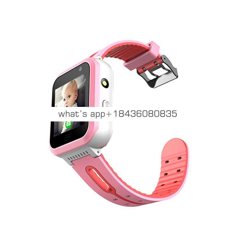TKYUAN Kids Watch GPS Tracker Smart Watch SOS LBS GPRS Location Waterproof IP68 Flashlight Camera SmartWatch