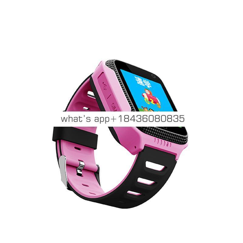 TKYUAN Smart Watch Camera Flashlight Kids Watches Baby Smart Watch SOS Call Location Tracker Children Watch