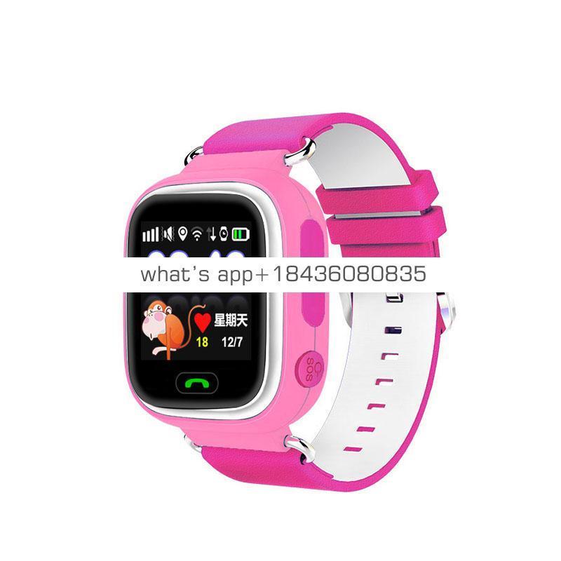 TKYUAN WIFI GPS Smart Children Watch Kids Baby SIM SOS Call Location Device Tracker Anti-Lost Monitor CE ROHS Smart Watch