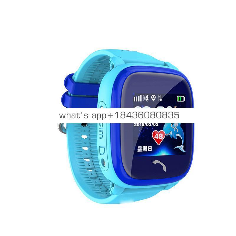 TKYUAN Waterproof Touch Screen Kids Smart Watch Sim Card SOS Call Location Device Tracker Kids Safe Anti-Lost Monitor SmartWatch