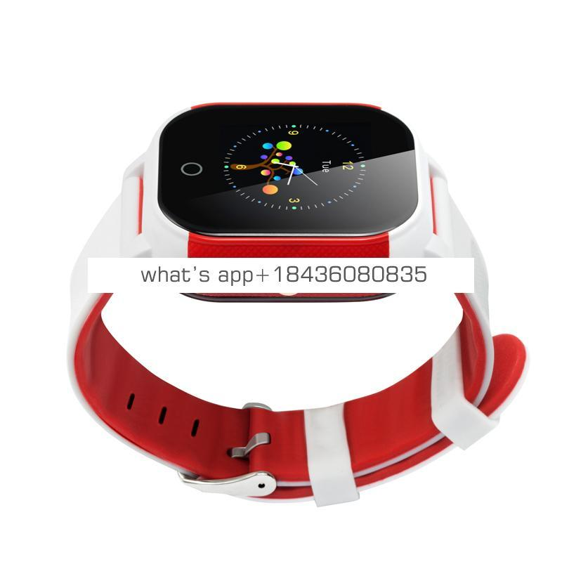 TKYUAN Wholesale Smart Watch Mobile Phone For Kids Tracking With Sos Ip67 Waterproof Gps Tracker Watch