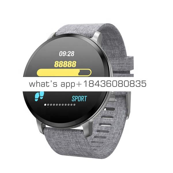V11 Smart Bracelet IP67 waterproof Tempered glass Activity Fitness tracker Heart rate monitor BRIM Men women Band smartwatch