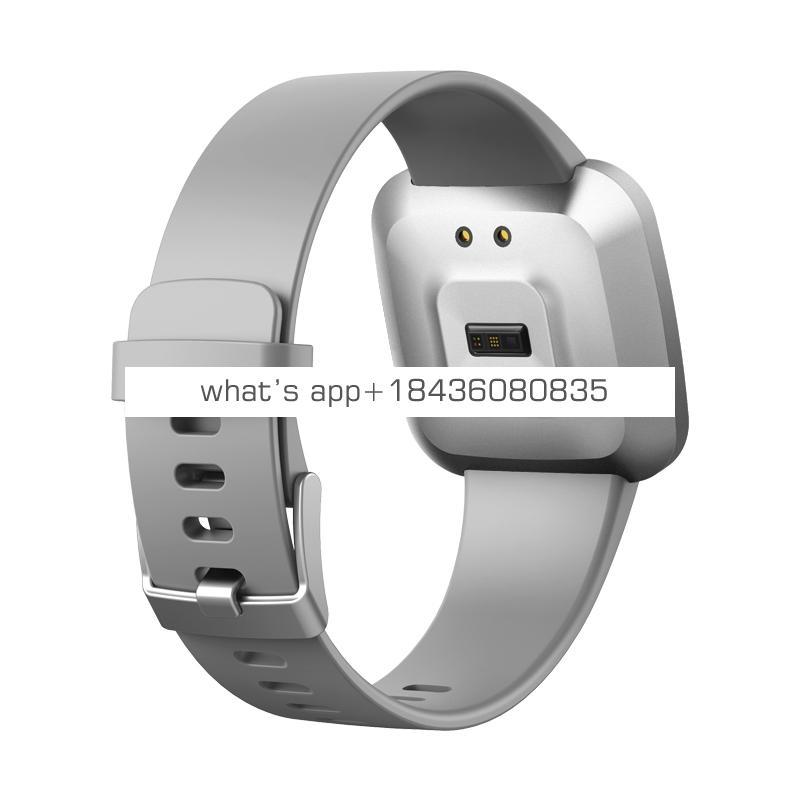 V12 Fitness Tracker Bracelet Watch Heart Rate smart wristband with SDK and API  Blood Oxygen Monitoring Smart Bracelet