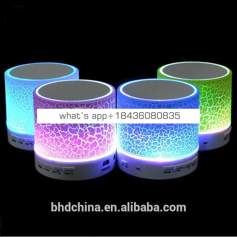 Wholesale Mini S10 Speakers Portable Wireless speaker Mp3 Speaker Player with TF card function and FM radio