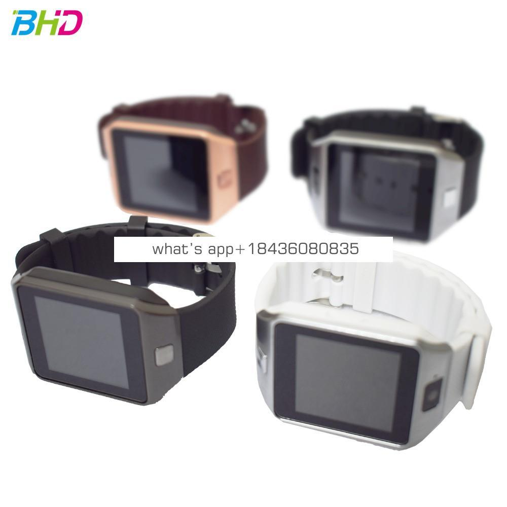 Wholesale Round Screen 3G Wifi GPS Sport Bracelet Men Smart Watch with Heart Rate Monitor for Kids