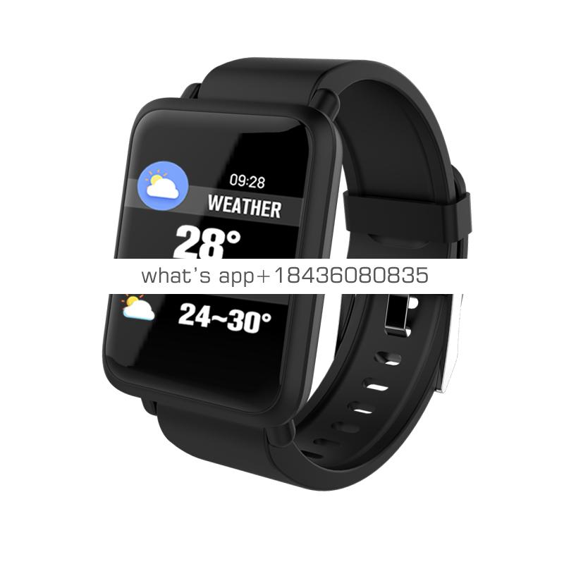 Wholesale Waterproof Sport Intelligent Android Men Wrist Brand Smart Watch Phone