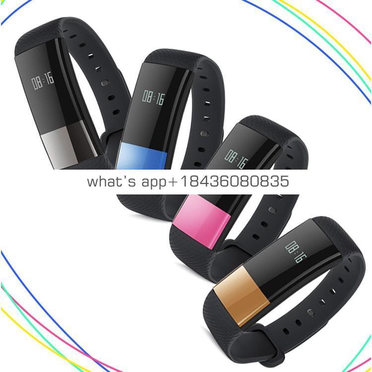 Winait 2017 hot sale M4 smart bracelet with OLED display Sleep Monitoring Alarm prompt