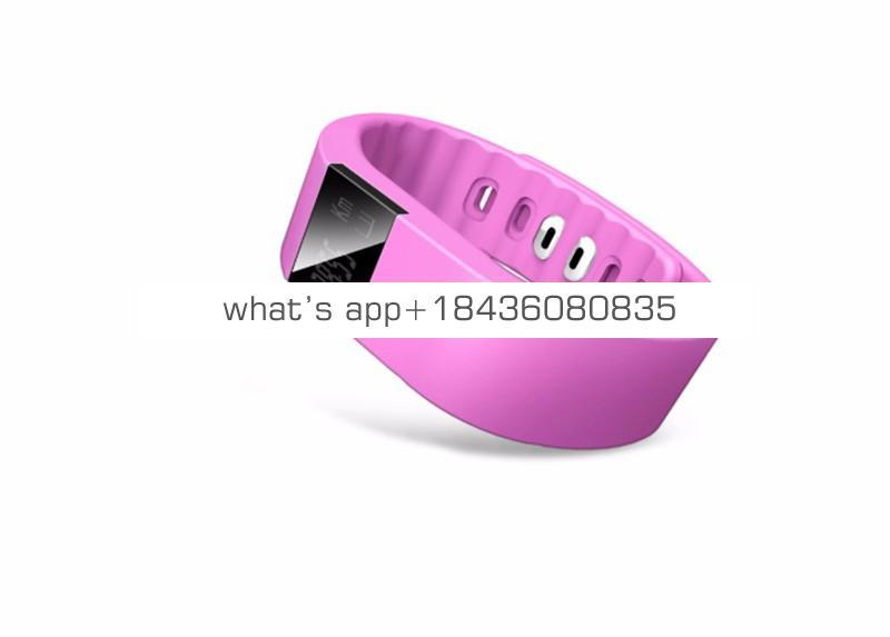 Winait Anti-lost smart bracelet TW64 with Event reminders,message alerts,sedentary reminder