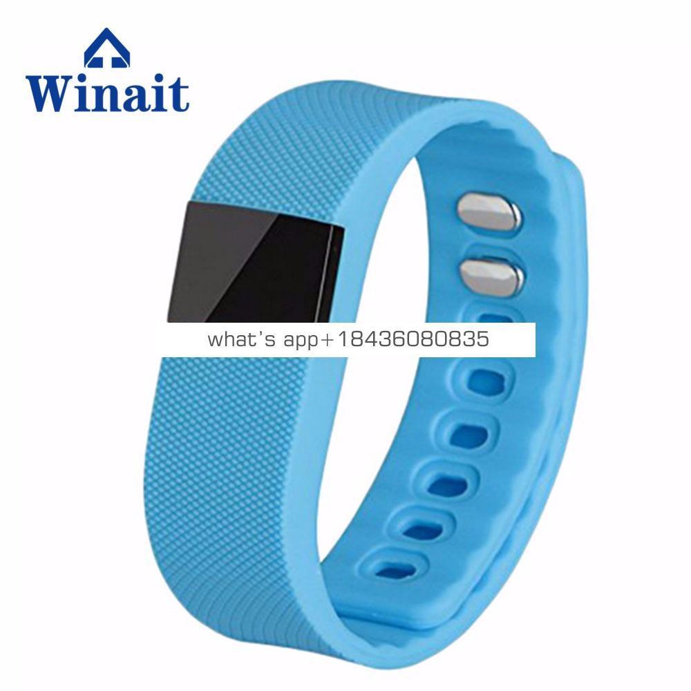 Winait Anti-lost wireless bracelet TW64 with Measure the distance,Calorie consumption management