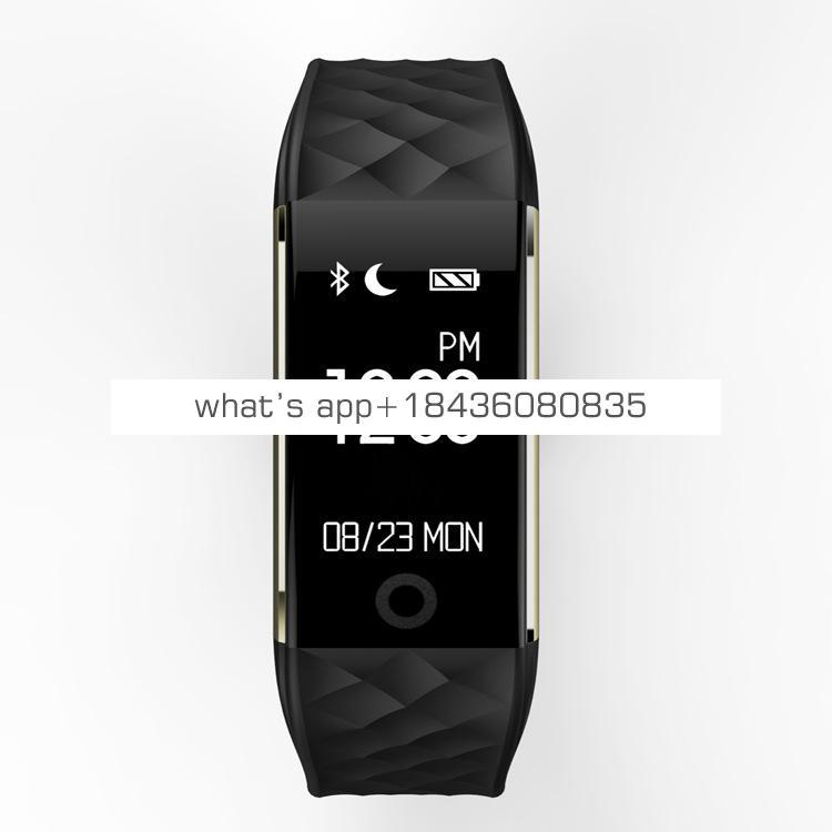 Winait Heart rate smart bracelet S2 with APP GPS movement,Calls to remind,Sleep tracking